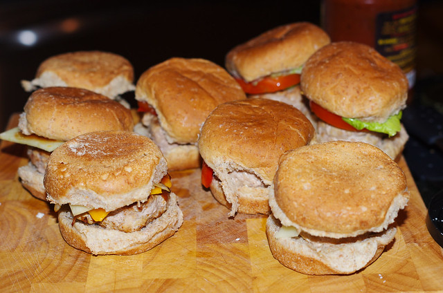Gourmet Sliders