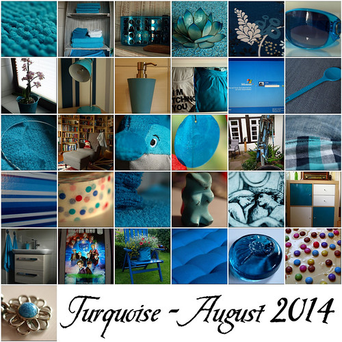 Mosaic August 2014