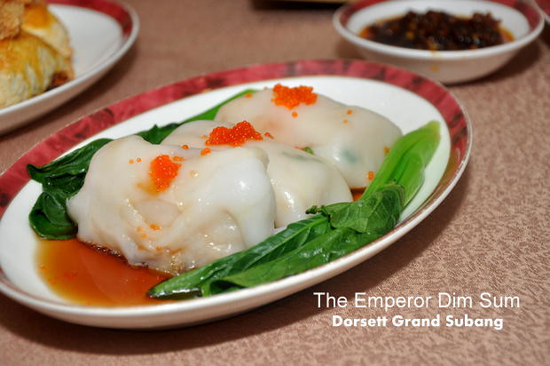 Dim Sum The Emperor Dorsett Grand Subang 12