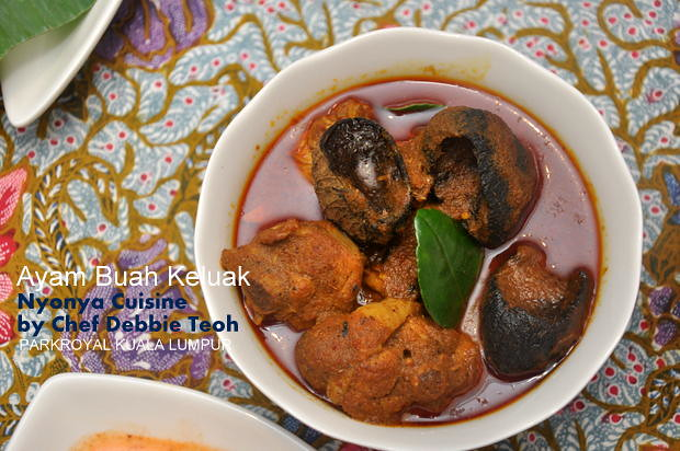 Nyonya Cuisine by Debbie Teoh PARKROYAL KUALA LUMPUR 3
