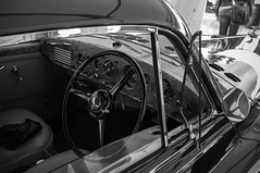 arosa classiccar 2014 - Bentley Continental Sports Saloon Coupe (1954)