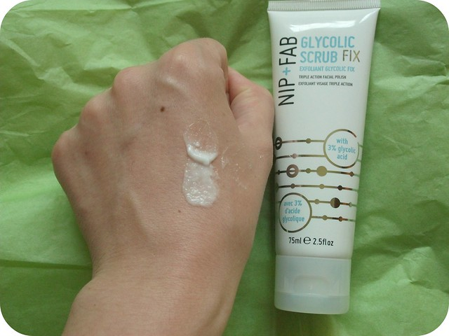 Nip + Fab Glycolic Scrub Fix Review