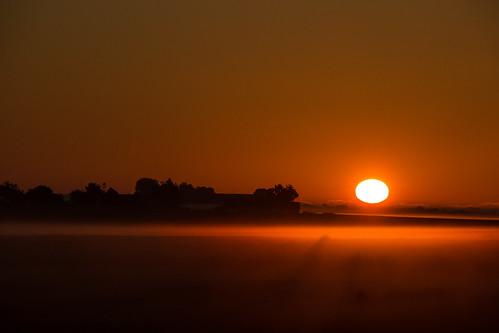 Magic morning (Explore 2014-09-04)