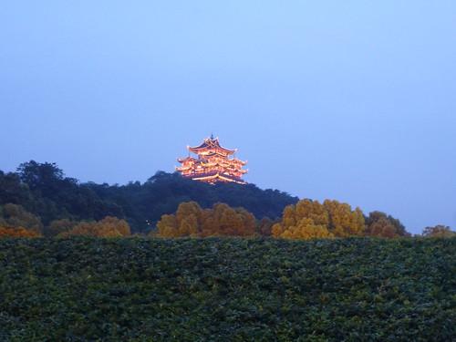 Zhejiang-Hangzhou-Quartier historique-Soir (26)