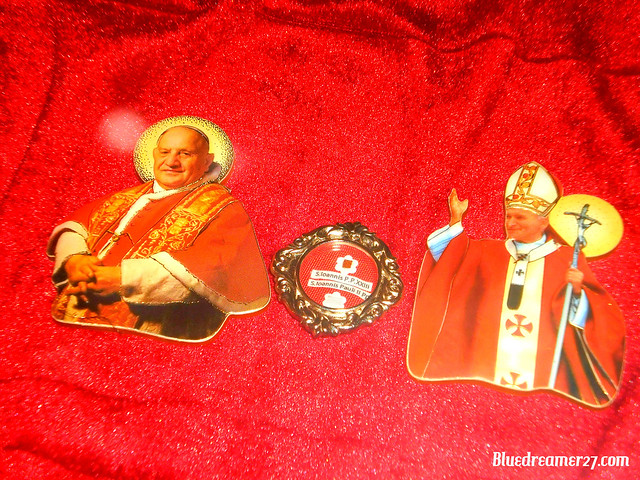 Pope John Paul II Relics