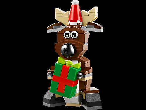 LEGO Seasonal Christmas Reindeer (40092) 2