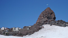 Ruiny schroniska Priut 11, Elbrus