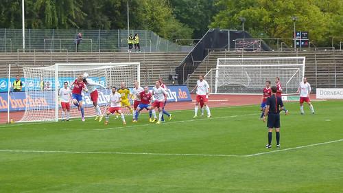 Fortuna Köln - SpVgg Unterhaching