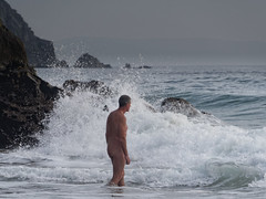 A perfect day to take off the the clothes in the Dingle Peninsula
