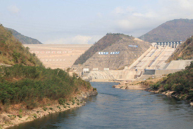 photo of Nuozhadu Dam