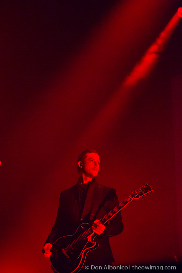 Interpol @ The Fox Theater, Oakland 9/20/14