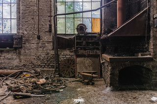 Abandoned factory S-15
