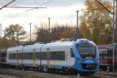 PR EN63A-025 , Kielce train station 26.10.2016