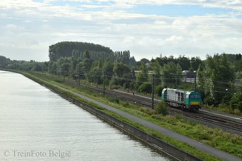 Railtraxx 272 403 Izegem