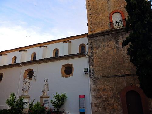 <Monasterio San Jose del Salvador> Beas de Segura (Jaén)