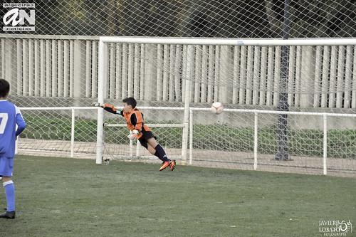Futbol Base comarca Javier Lobato
