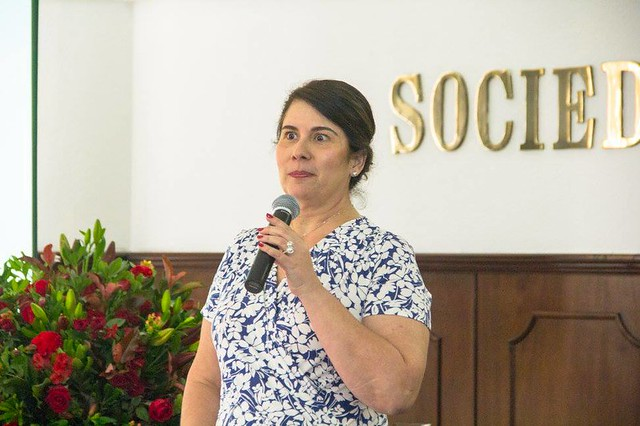 Segundo a diretora da BSCA, Vanusia Nogueira, o resultado do leilão contribui para reforçar a imagem dos cafés brasileiro em todo o mundo. (Foto: Daniela Collet)