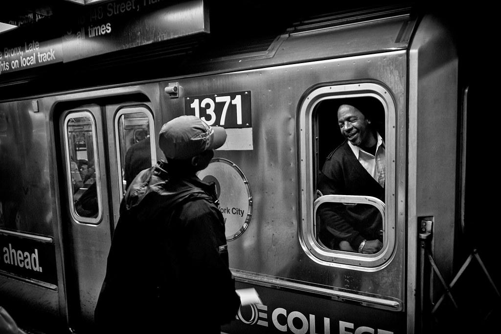 NYC Bronx Lane metro Driver