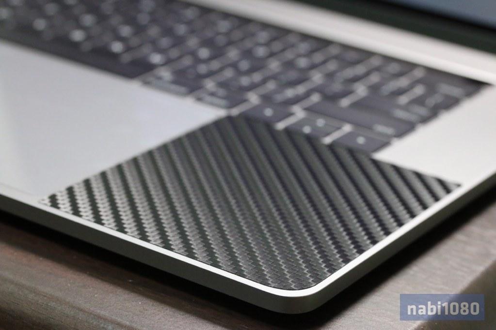 MacBook Pro 15 wraplus スキンシール05