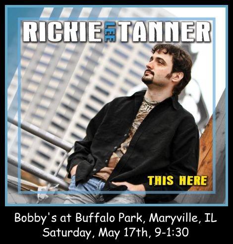 Rickie Lee Tanner 5-17-14