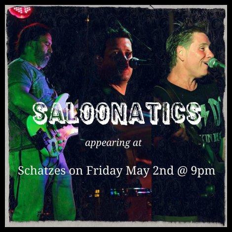 Saloonatics 5-2-14