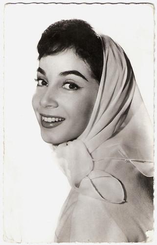 Andréa Parisy (1935-2014)