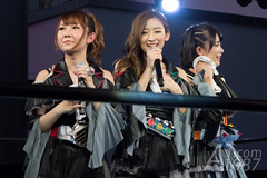 Kamen Rider Girls in Thailand Comic Con 2014