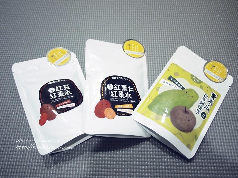 iFit 紅豆水 紅薏仁水 青木瓜 (2)