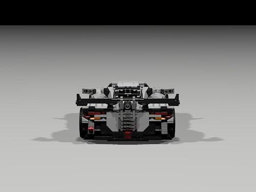 Prowler Minaccia - rear