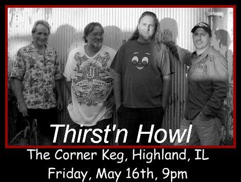 Thirst'n Howl 5-16-14