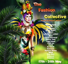 17th April - 31th May @The Fashion Collective