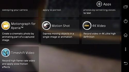 4K видео на Xperia Z1 Compact