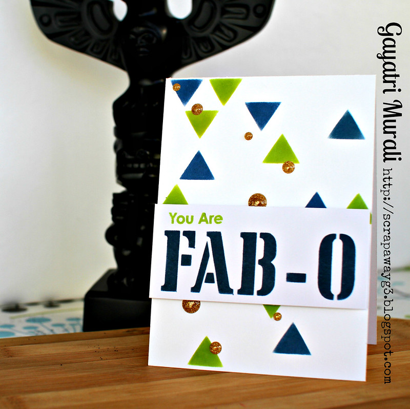 You are FAB_O card