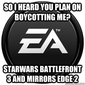 EA Knows