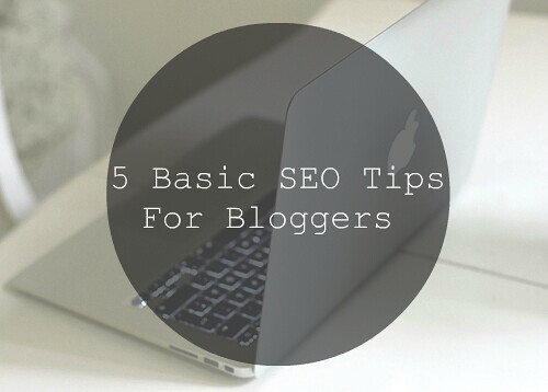 5-seo-tips-for-bloggers