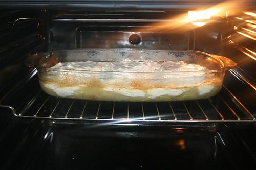 33 - Weiter im Ofen backen / Continue baking