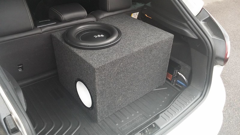 Let S See Your Subwoofer Enclosure Page 5