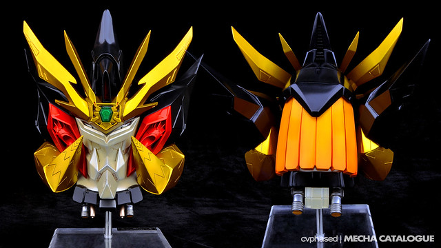 E2046 – Gathering Genesic GaoGaiGar Head Bust