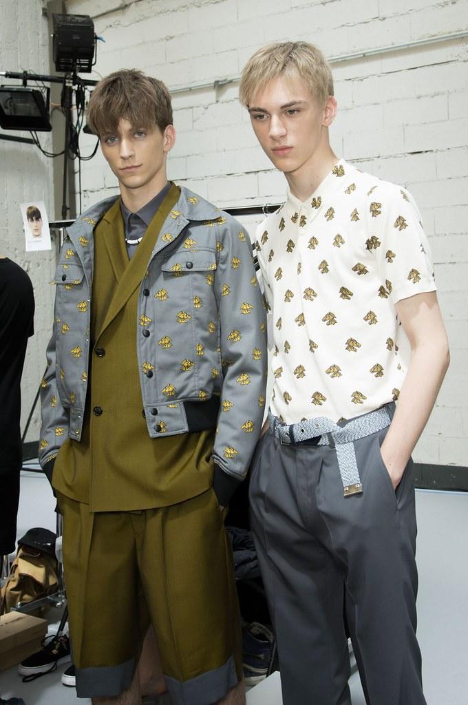 Dominik Sadoch3159_SS15 Paris Kris Van Assche_Nicholas Costa(fashionising.com)