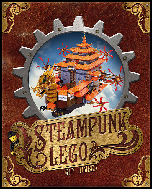 Steampunk LEGO - sneak preview!