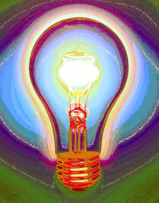 light gif