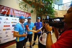 22.07.2014 - Ардавичус выиграл гонку в Испании