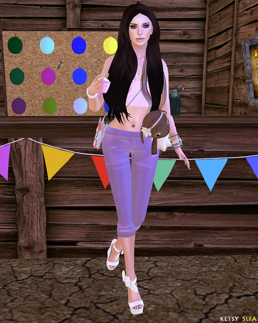 Hair Fair - Big Win At The Fair (New Post @ Second Life Fashion Addict)