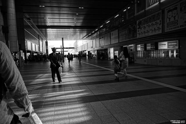 JR小倉站