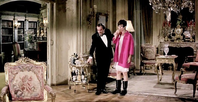 how.to.steal.a.million.audrey.magenta.coat+rainboots