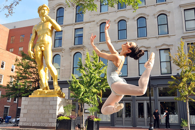 Dancing with the Gilded Man