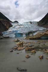 Davidson Glacier, Alaska.