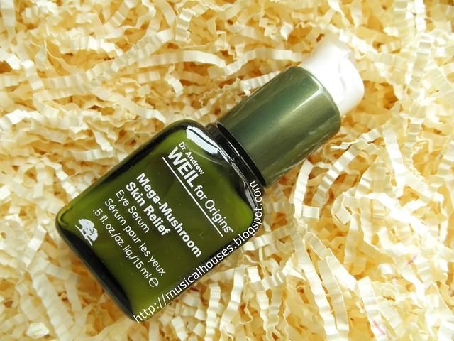 Origins Mega-Mushroom Skin Relief Eye Serum