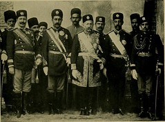 """Image from page 220 of """"The strangling of Persia; a story of the European diplomacy and oriental intrigue that resulted in the denationalization of twelve million Mohammedans, a personal narrative"""" (1912)"""