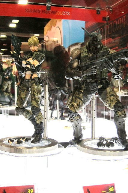 Square Enix Kai Play Arts SDCC 2014
